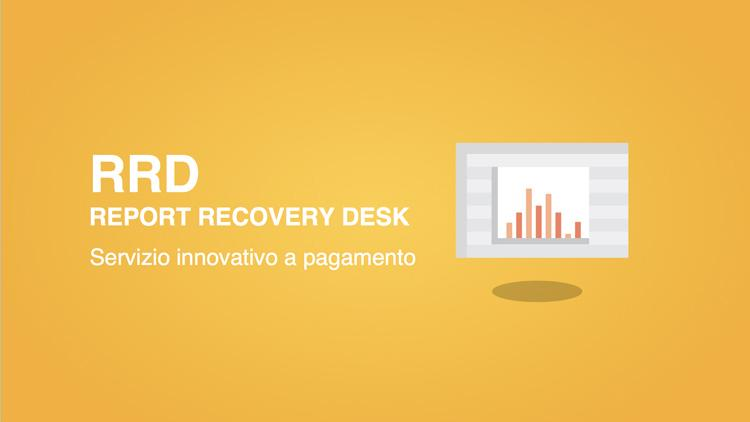 report recovery desk