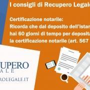 Certificazione notarile