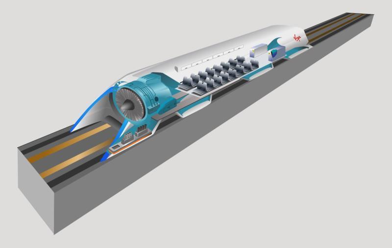 Hyperloop di Camilo Sanchez