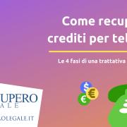 Come recuperare crediti per telefono: le 4 fasi di una trattativa