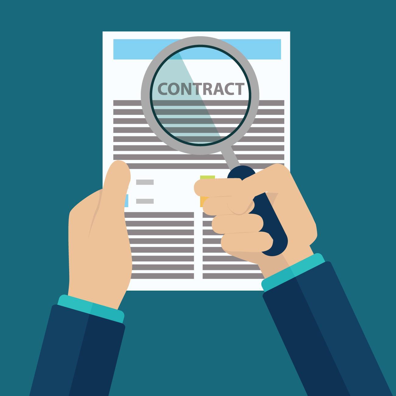 Contratto con il cliente: le parti più importanti