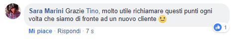 Commento Sara Marini