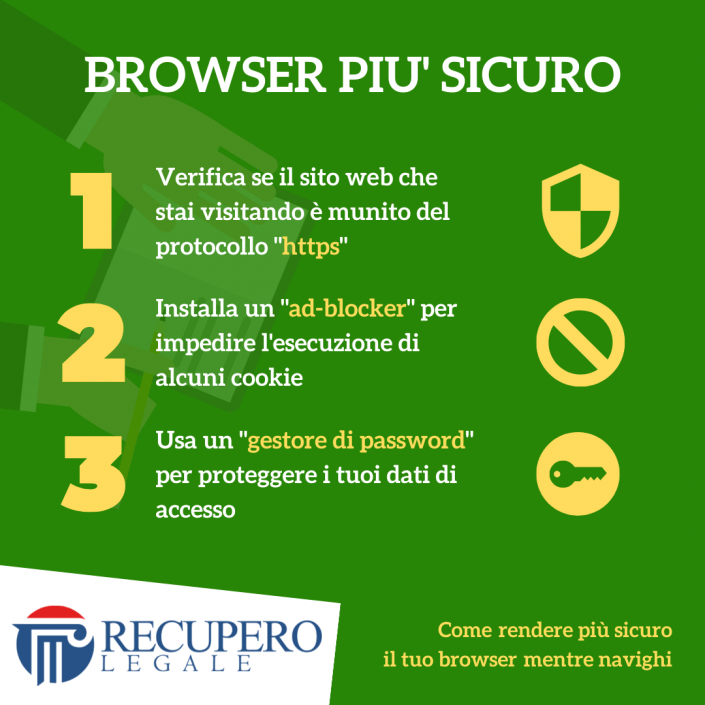 Browser più sicuro
