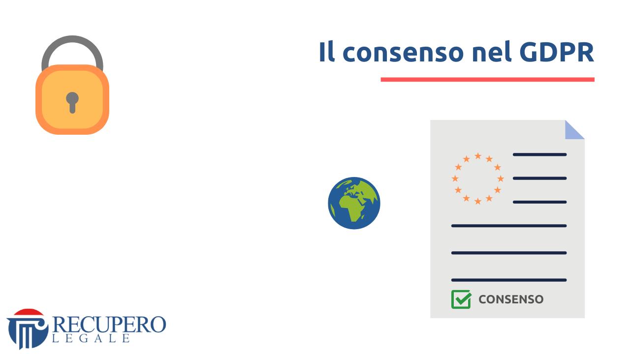 Privacy - Il consenso del GDPR